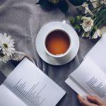 Knihy a čaj
