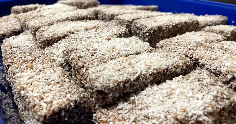 Kokosové ježe, na ktorých si pochutná celá rodina